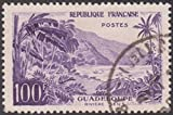 Guadeloupe Riviere Sens 100f French Repu