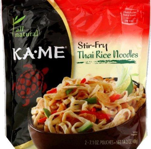 Ka-Me All Natural Thai Rice Stir-Fry Noodles - 2 CT by Ka-Me