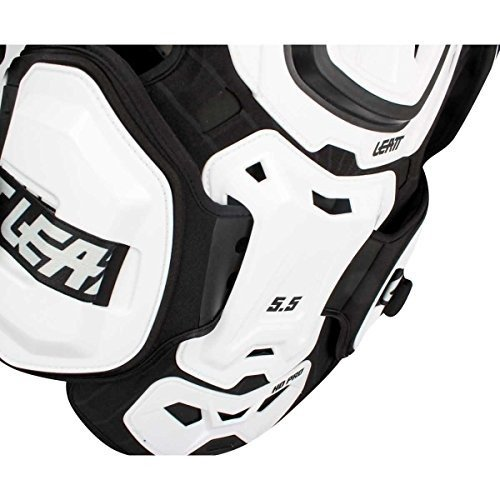 Leatt 5.5 Pro HD Chest Protector-White-Adult