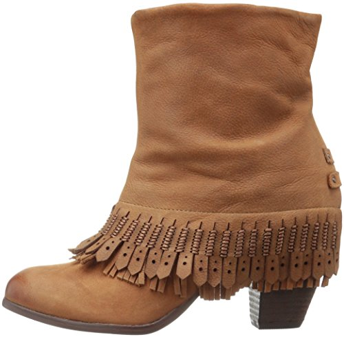 Naughty Monkey Womens Swing Low Ankle Bootie Shoes