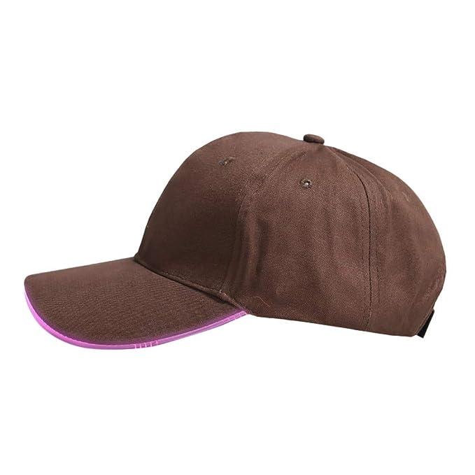 SamMoSon,2019 Gorras Beisbol,Zarupeng Gorra para Hombre Mujer Talla única Casquillo Bordado de Verano Sombreros de Malla para Casuales Sombreros Hip Hop ...