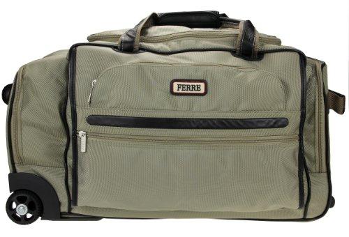 GF GIANFRANCO FERRE Travel Bag borsa da viaggio Trolley valigia bagaglio a mano Trolley 34x 60x 32cm (L x A x P)