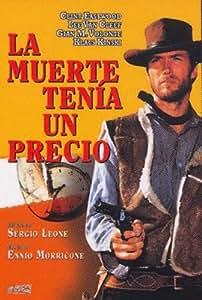 La Muerte Tenía Un Precio [DVD]: Amazon.es: Clint Eastwood