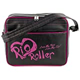 Rio Roller Black/Pink Fashion Skate Carry Bag by Rio Roller