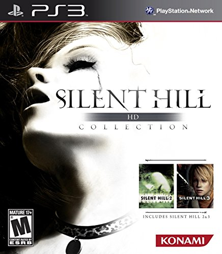 Silent Hill HD Collection - Playstation 3 (Scary Ps3 Games)