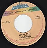45vinylrecord Sunny Days/Lonely Places (7
