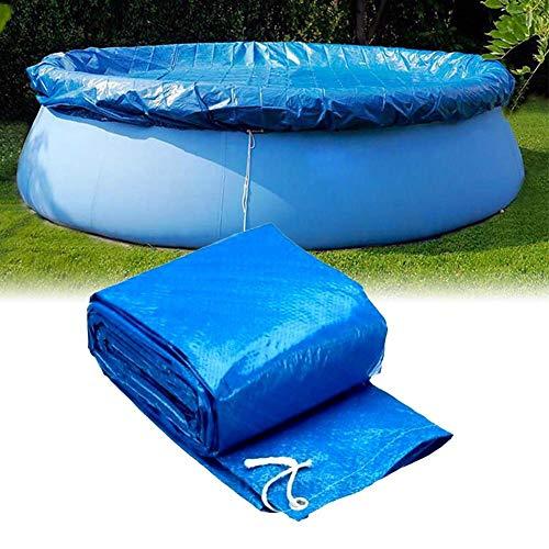 Cubierta para piscina hinchable redonda: Amazon.es ...