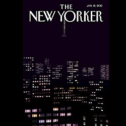 The New Yorker, January 12th 2015 (Margaret Talbot, Adam Gopnik, Malcolm Gladwell