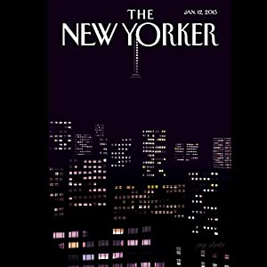 The New Yorker, January 12th 2015 (Margaret Talbot, Adam Gopnik, Malcolm Gladwell Periodical