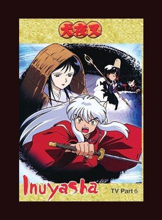 Inuyasha Inu Yasha TV Part 6 DVD ENGLISH DUB Eps 91-108