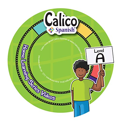 Amazon com: Calico Spanish: Home Learning Series for Kids
