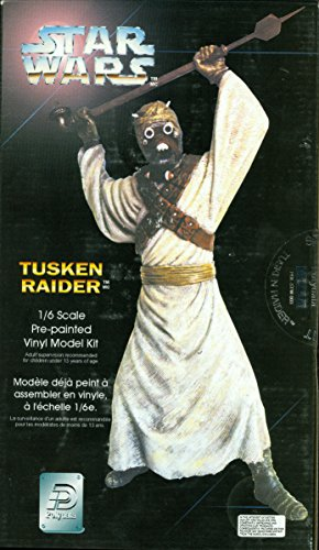 Star Wars Tusken Raider 1/6 Scale Pre-Painted Vinyl Model Kit (03) ()