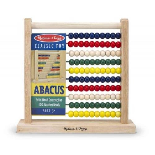 Melissa & Doug Multi-Color - Abacus Loose Beads