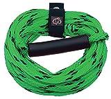 Full Throttle Towable Tube Rope for 3-4 Person Tubes, 60-Feet