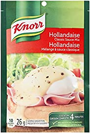 Knorr Sauce Classic Hollandaise 26 GR, Pack of 24