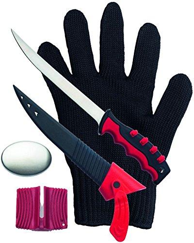 Messerset KVD Handy Fillet Kit KVD-1203194, , 6523015 Mustad