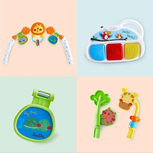 QAQ Baby Learning Walkers, Baby Push Toys, Desarrollo y ...