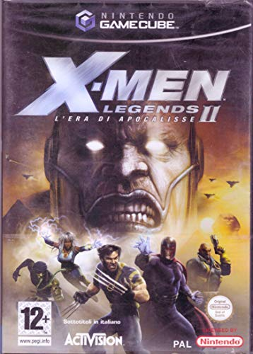 Gamecube - X-Men Legends 2: Rise of Apocalypse - [PAL EU - NO NTSC]