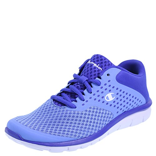 Champion Women's Periwinkle Blue Women's Gusto Cross Trainer 8 Regular (Womens Running Shoes Champion compare prices)