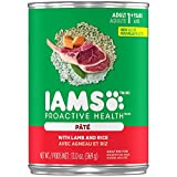 IAMS PROACTIVE HEALTH Adult Ground Dinner With Lam...