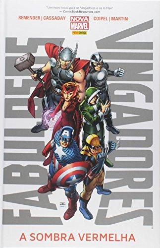 Fabulosos Vingadores. A Sombra Vermelha