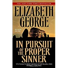 In Pursuit of the Proper Sinner (Inspector Lynley)