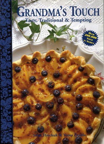 Grandma's Touch: Tasty, Traditional & Tempting ebook