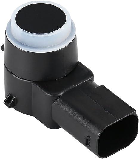 Qiilu Auto Capteur de stationnement de voiture Capteur de contr/ôle de distance de stationnement PDC pour 307 308 407 C4 C5 C6 9663821577