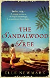 Front cover for the book The Sandalwood Tree by Elle Newmark
