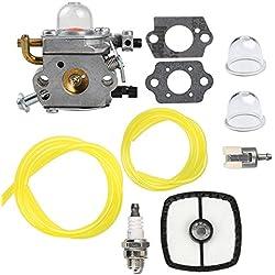 Hilom C1U-K78 Carburetor Carb for Echo PB200 PB-200 PB-201 PB201 ES210 ES211 PS200 EB212 SV212 Shredder Power Blower Zama Carb A021000940 A021000941 A021000942