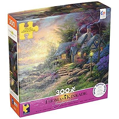 Ceaco 2202 31 Puzzle Thomas Kinkade 300 Pezzi