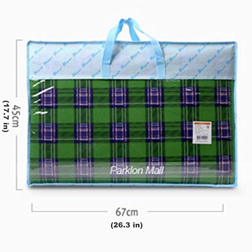 Parklon Grand Taebaeksanmaek Big Size Giant Premium Mat 270 x 260cm (For 10 ~ 12 people) with Carry Bag by Parklon (Image #3)