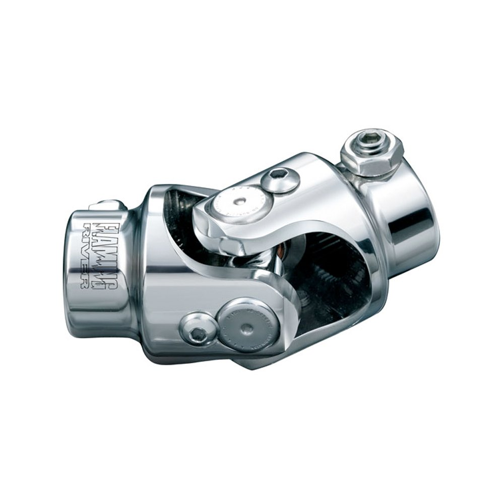 Flaming River FR2516DD 3/4'' DD X 3/4'' DD Stainless Steel U-Joint by Flaming River (Image #1)