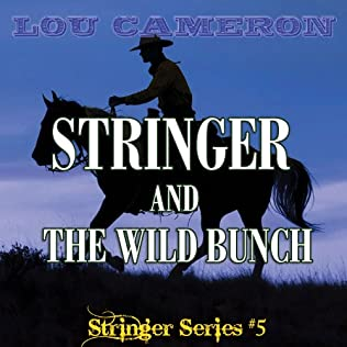 book cover of Stringer and the Wild Bunch