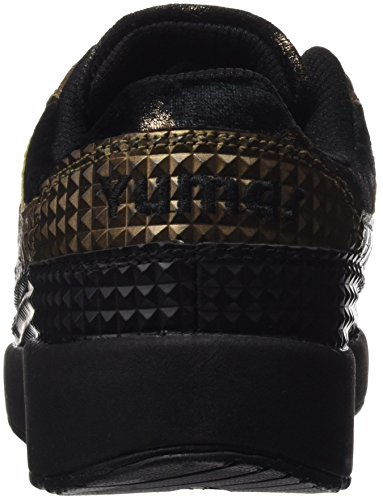 Yumas Brenda - Zapatos clásicos Mujer Bronce/Negro