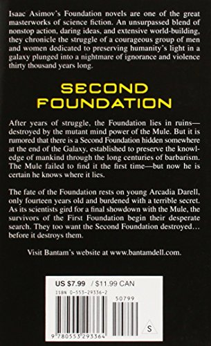 Second-Foundation