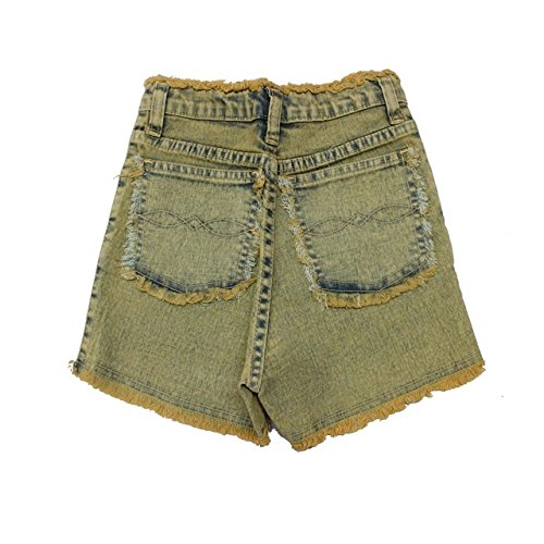 Romano Girls Shorts Green