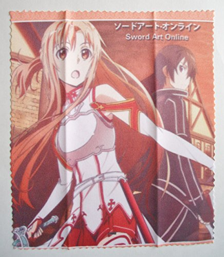 Anime Sword Art Online Multi Purpose Eyeglasses Cleaning Cloth - Eyeglass Stores Online