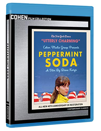 Peppermint Soda [Blu-ray]