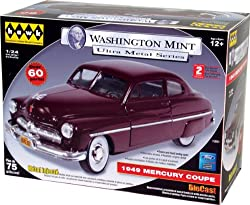 Hawk Washington Mint Ultra Metal Series 1949 Mercury Coupe from Alpha International Inc.