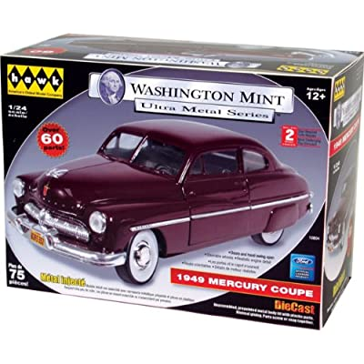 Hawk Washington Mint Ultra Metal Series 1949 Mercury Coupe: Toys & Games