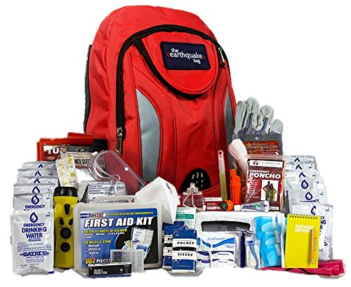 Complete Earthquake Bag people days product image