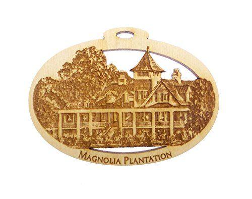 Magnolia Plantation Ornament - Charleston, SC Ornament