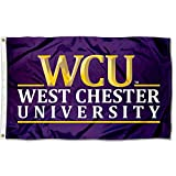 WCU Golden Rams Wordmark College Flag