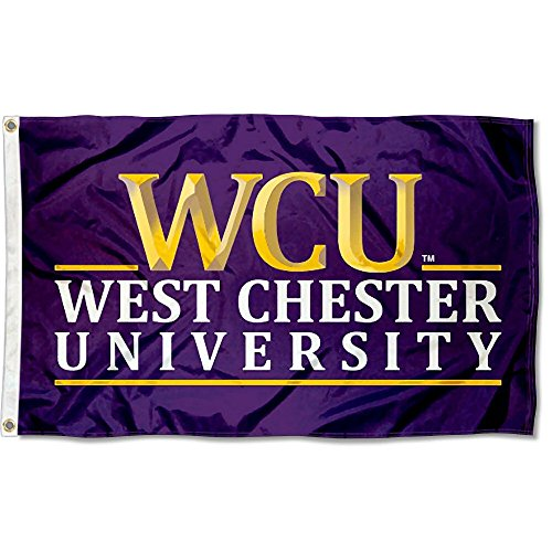 WCU Golden Rams Wordmark College Flag by College Flags and Banners Co.
