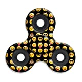Spinner Squad High Speed & Longest Spin Time Fidget Spinners (Black Emojicon)