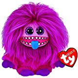 Carletto Ty 37139ZeeZee Frizzy with Glitter Eyes - 15cm Soft Toy in Pink
