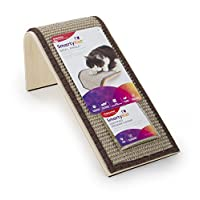 Scratcher de sisal de ángulo de gato SmartyKat Sisal Angular