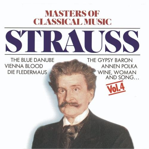 Masters Classical Music (Masters Of Classical Music: Strauss)