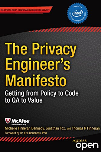 The Privacy Engineer's Manifesto: Getting from Policy to Code to QA to...
